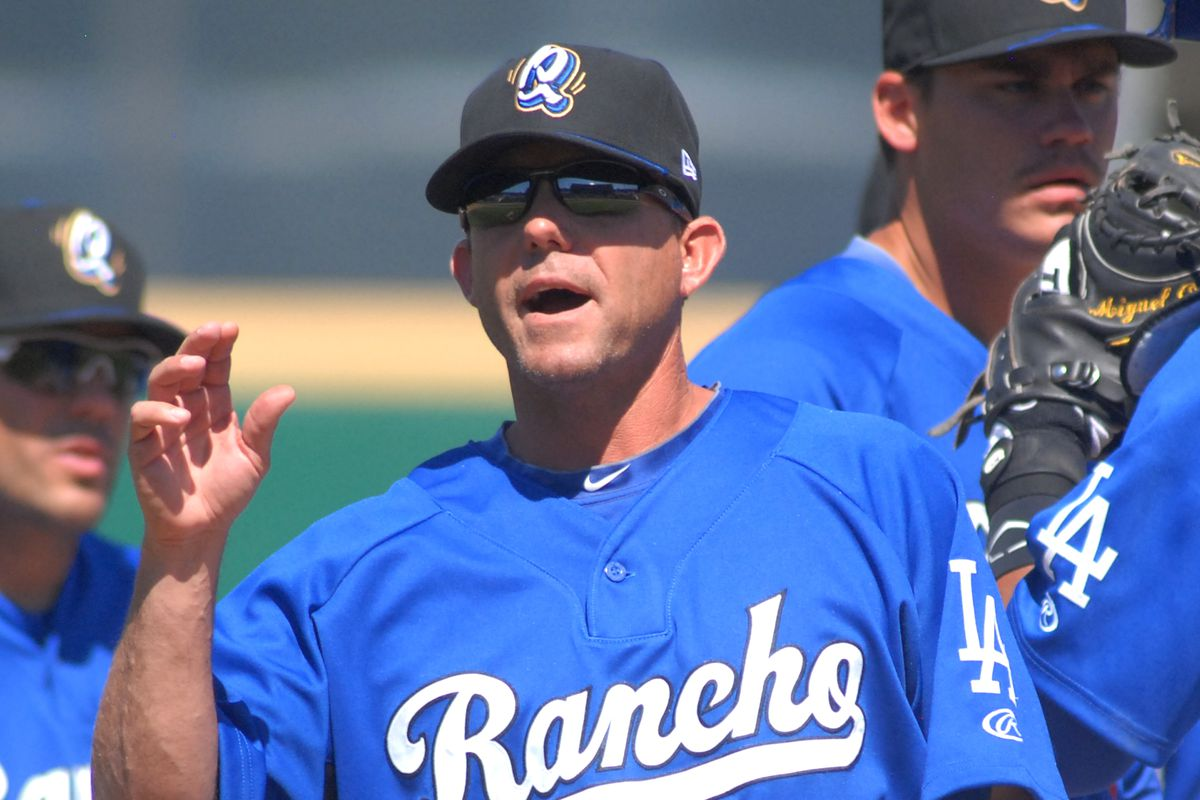 P J  Forbes resigns as Rancho Cucamonga manager, Bill