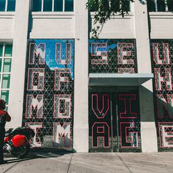 """<b>↑</b>Throw yourself into film, TV, and digital media at <b><a href="""" http://www.movingimage.us/"""">The Museum of Moving Image</a></b> (36-01 35th Avenue) by exploring behind-the-scenes magic and watching the finished products. Exhibits going on right now"""