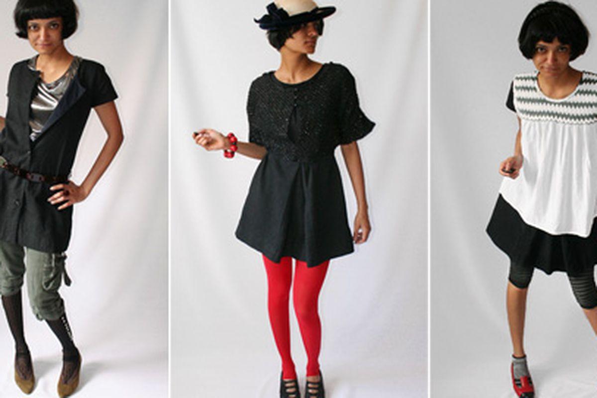 "Images via the <a href=""http://www.theuniformproject.com/"">Uniform Project</a>"