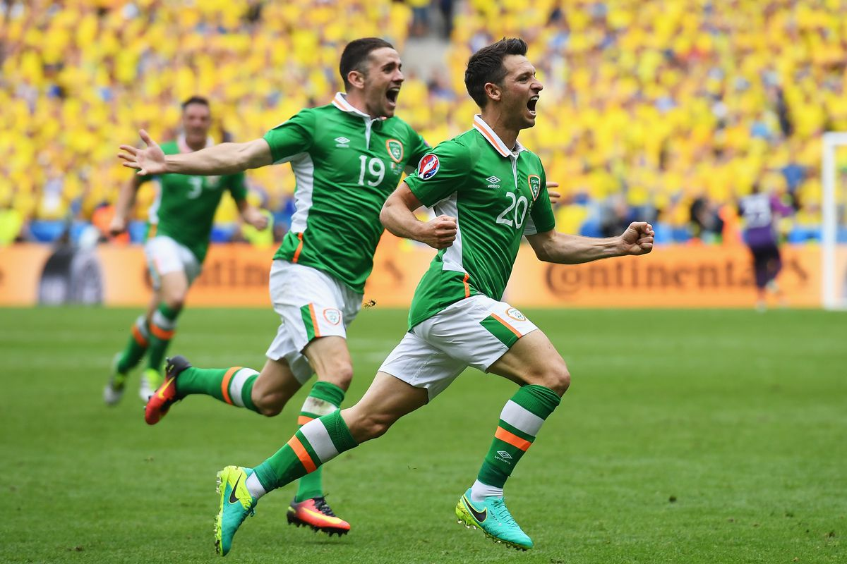 Or will the Irish feel-good story continue for Brady and Hoolahan?