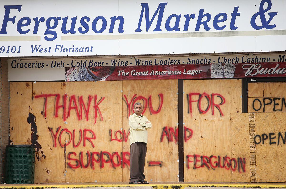Ferguson market