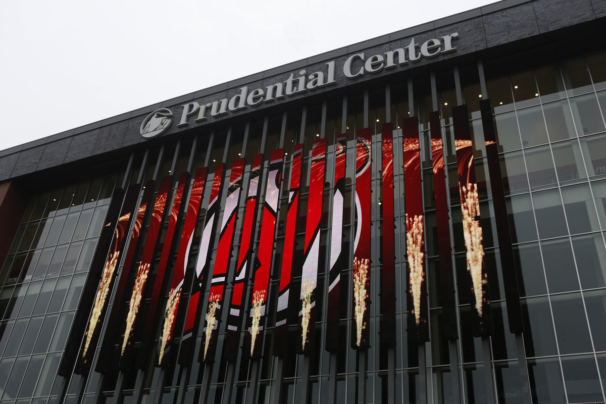 Views Of The Prudential Center In Newark