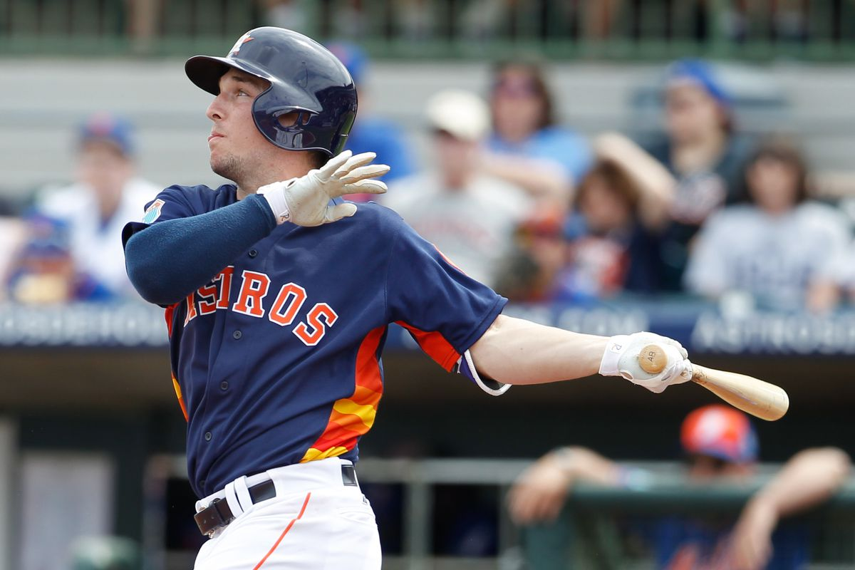 The future of Alex Bregman has been hotly debated since the Astros made him the second overall draft pick less than a year ago out of LSU.