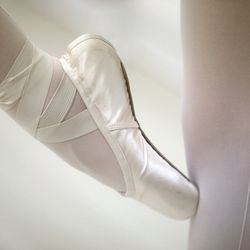 A student practices ballet at Bountiful School of Ballet in Woods Cross on Thursday, Sept. 17, 2020.