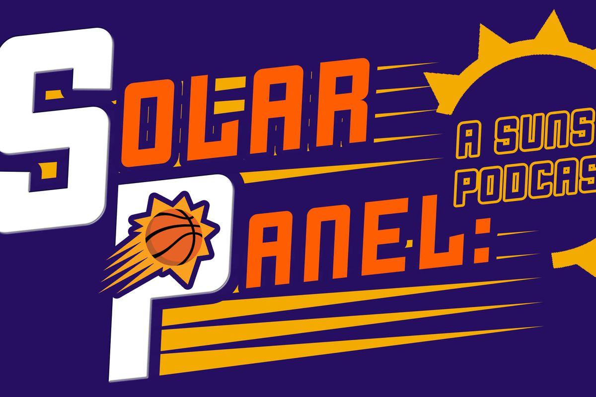 The Solar Panel: A Phoenix Suns Show