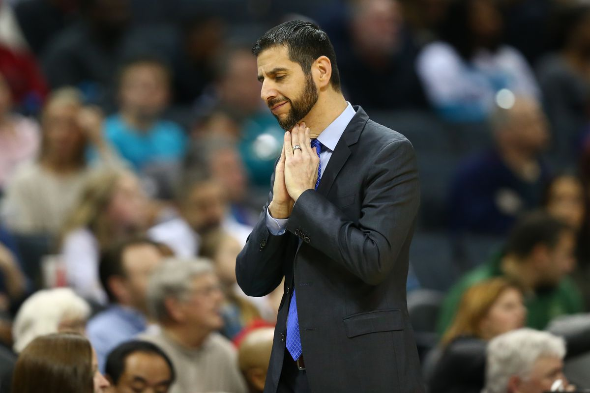 The Charlotte Hornets have a fourth quarter problem
