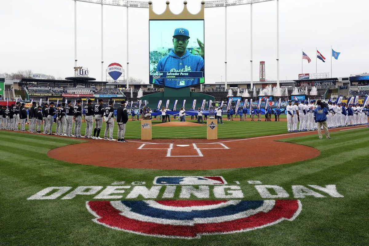 MLB Opening Day 2019: Schedule, start times for all 14 games