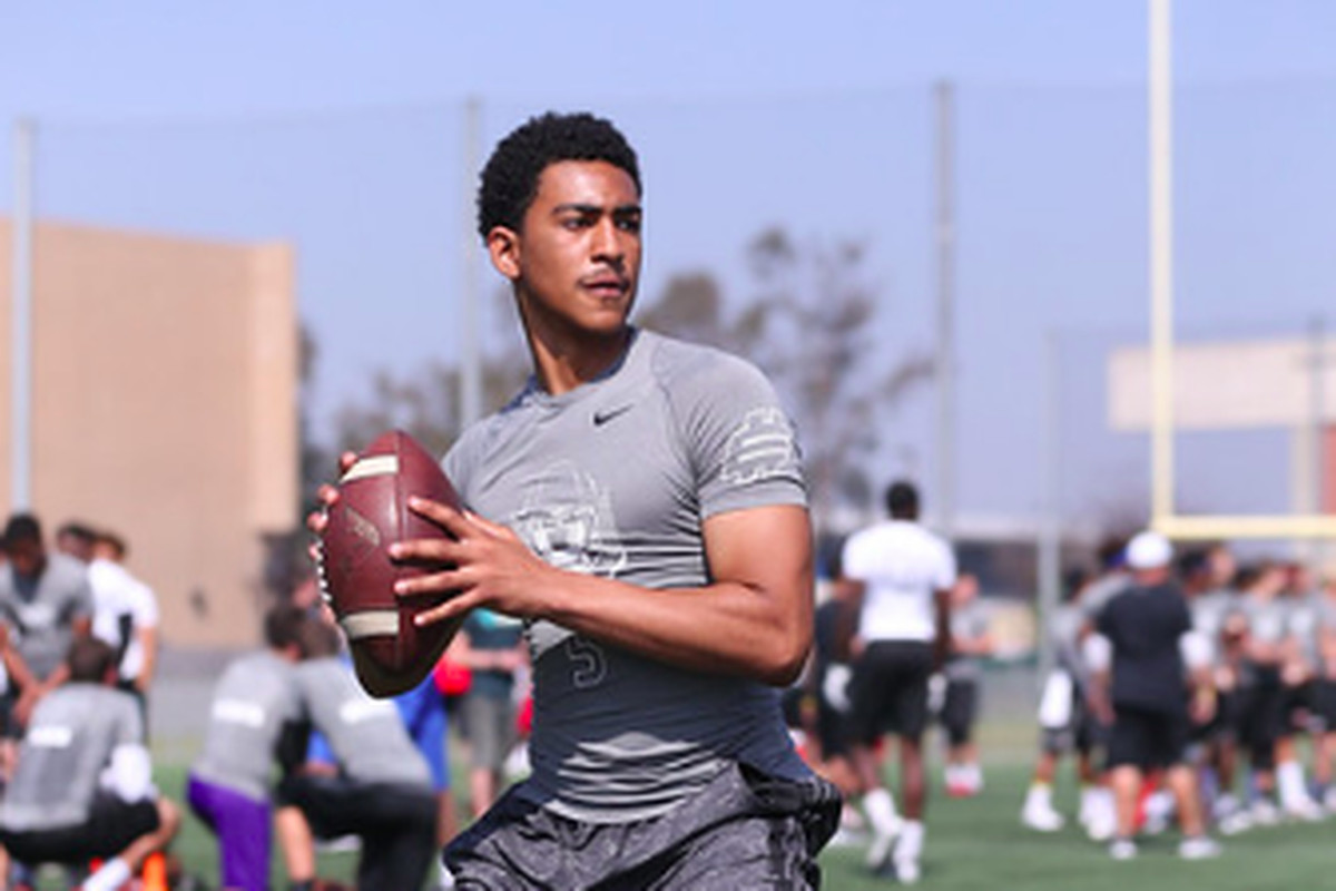 Five-star QB Bryce Young flips from USC to Alabama