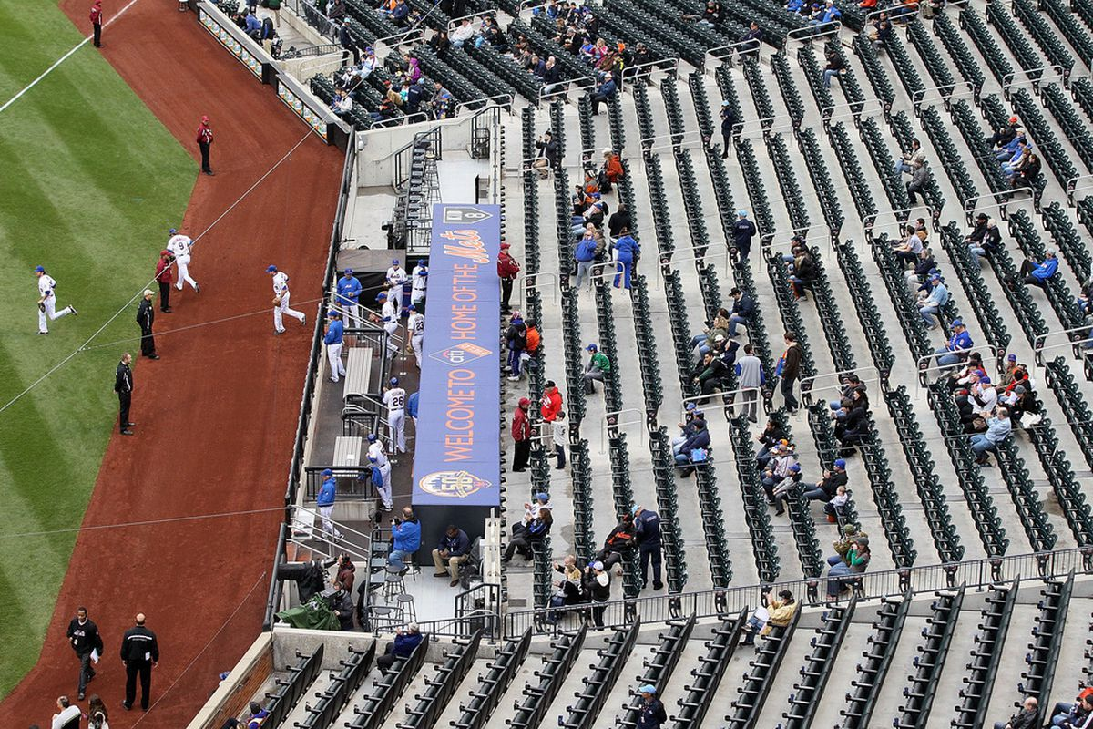Another sellout at the Oakland Coliseum!