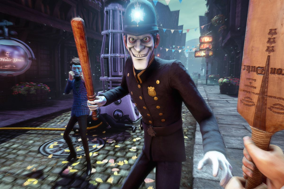 We Happy Few is coming to retail