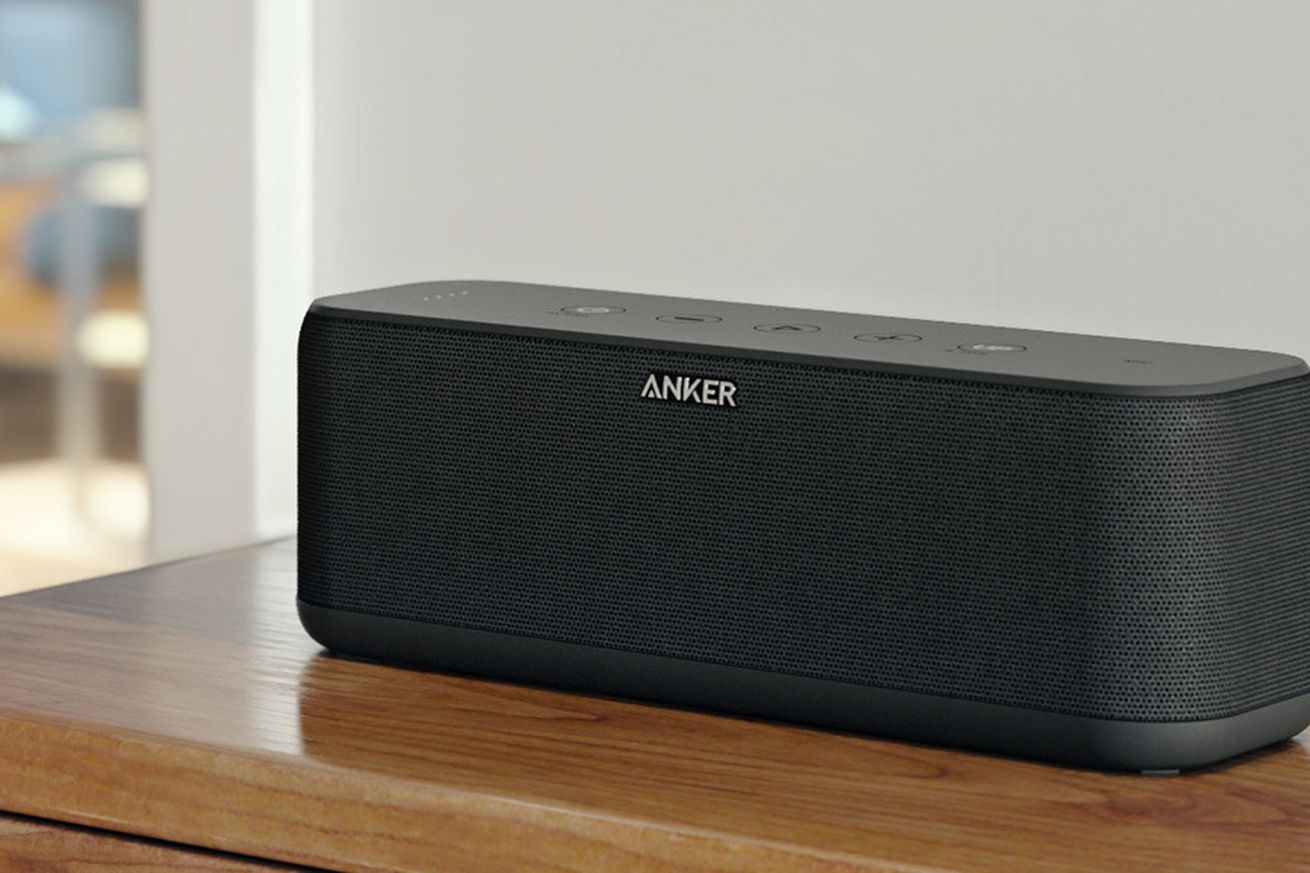 take your summer jams on the go with an exclusive deal on this anker bluetooth speaker