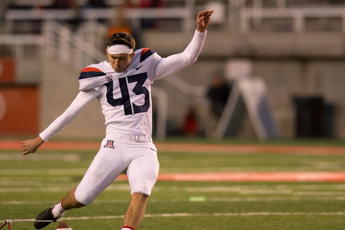 arizona-wildcats-college-football-spring-practice-preview-2019-special-teams-lucas-havrisik