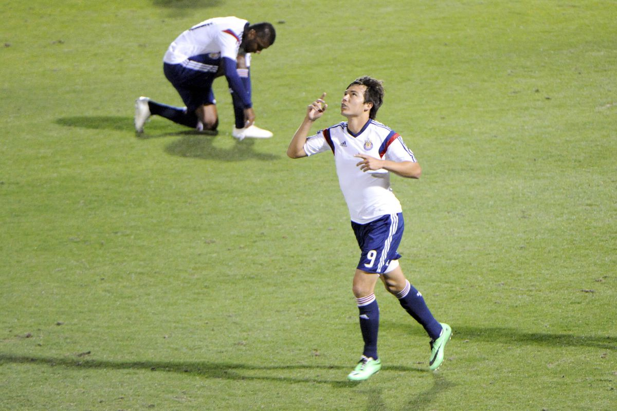 Cubo's back to scoring.