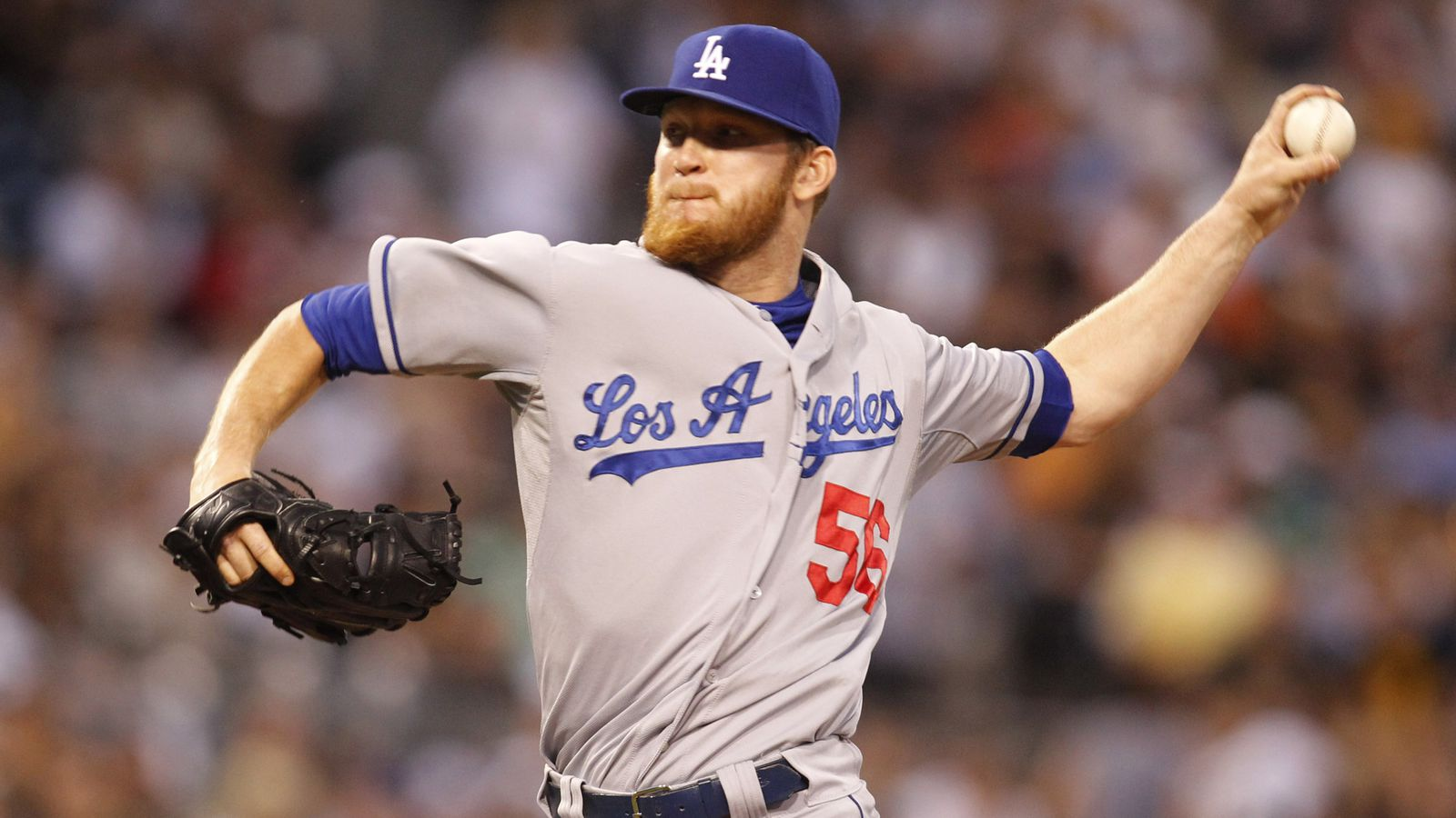 J.P. Howell agrees to 2-year deal with Dodgers, per reports - True Blue LA