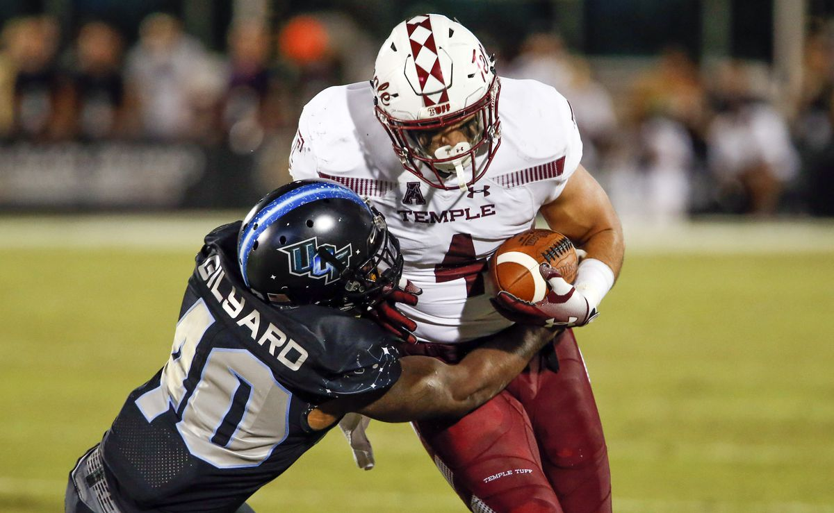 NCAA Football: Temple at Central Florida