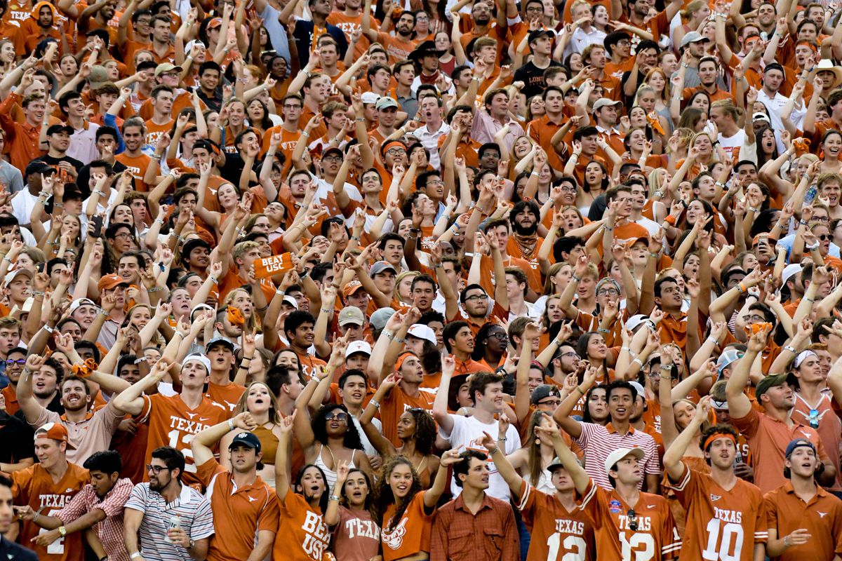 Texas nearing record number of season tickets sold