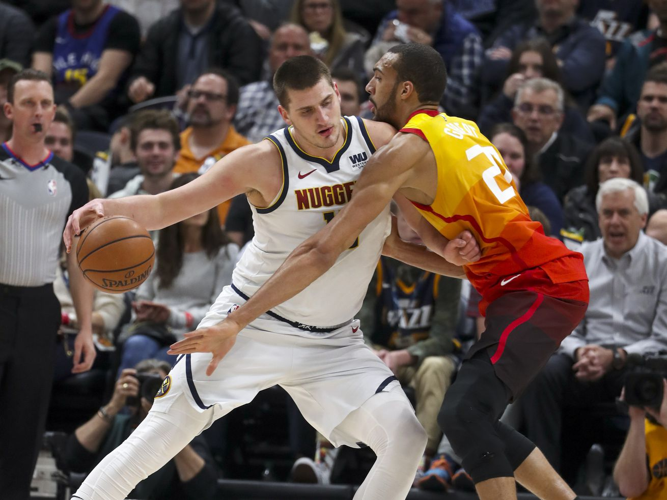 Utah Jazz and Denver Nuggets will battle in opening round of NBA playoffs