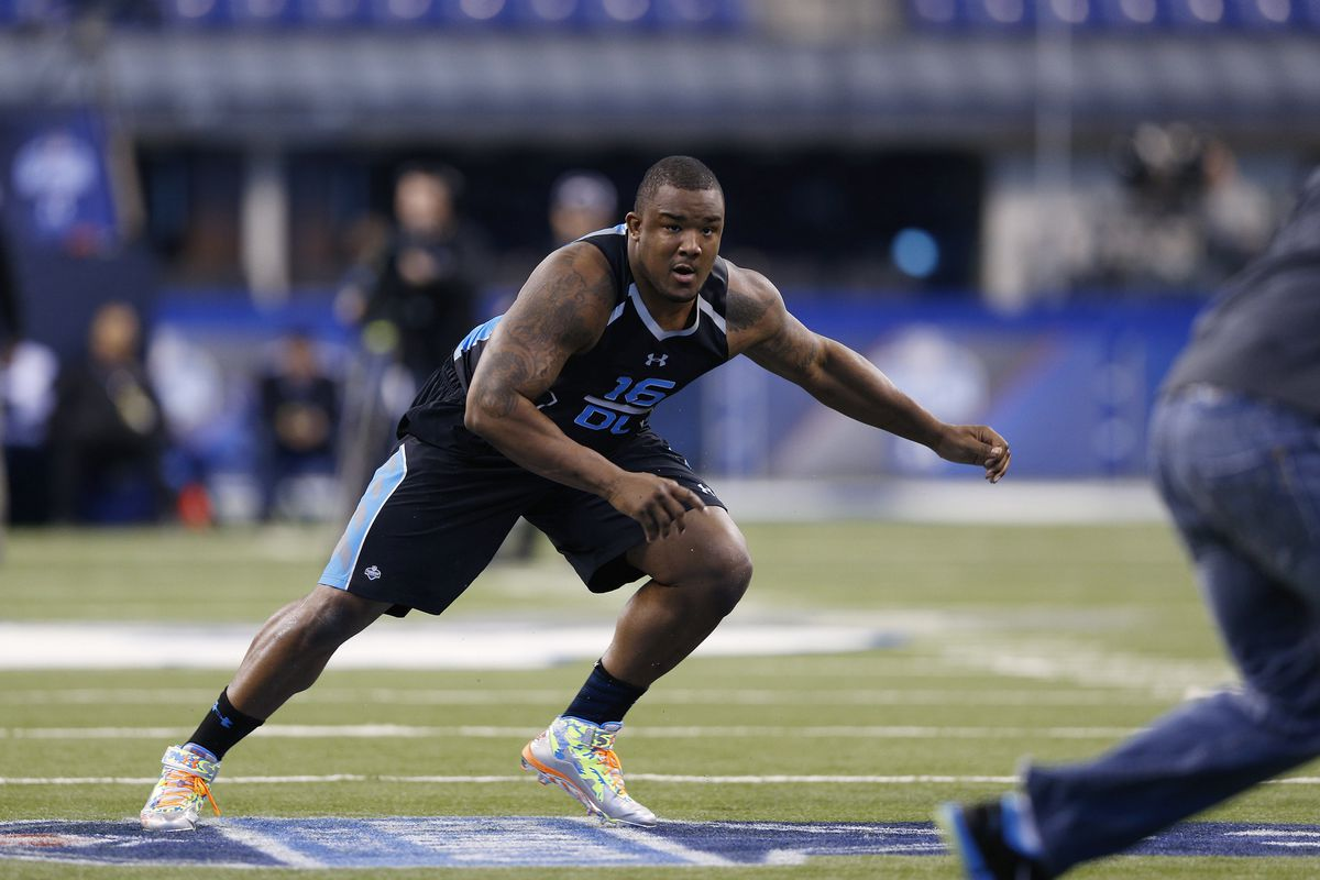 Could Minnesota defensive lineman Ra'Shede Hageman be of interest to the Ravens?