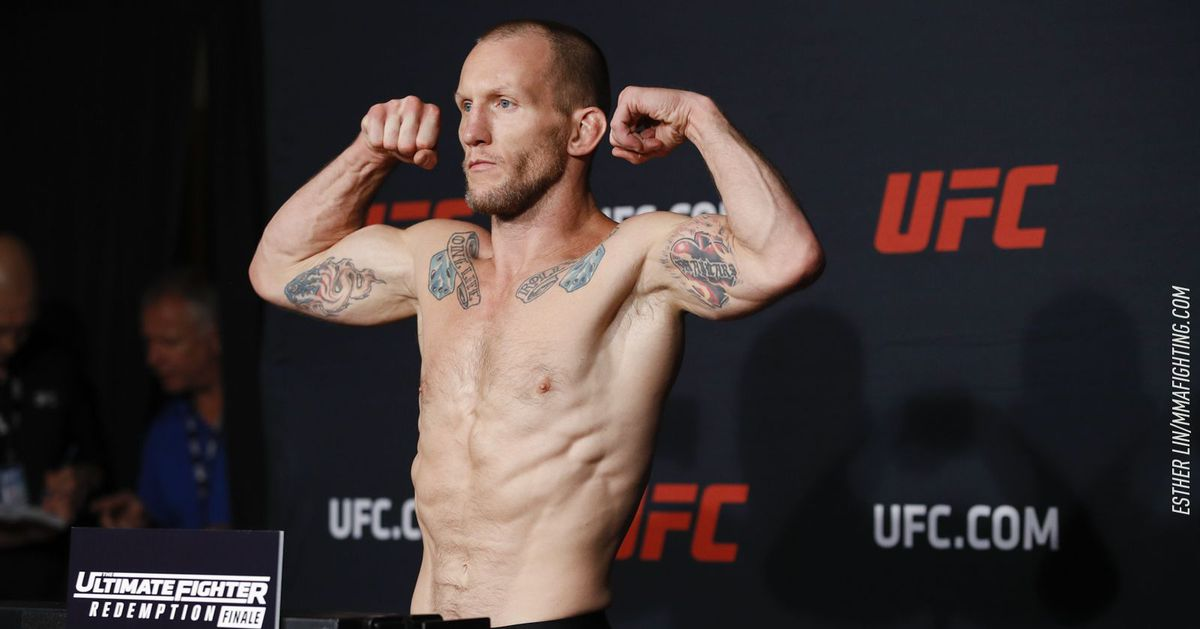 Gray Maynard to fight Nik Lentz at UFC 229