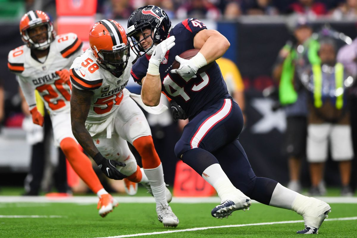 NFL: Cleveland Browns at Houston Texans