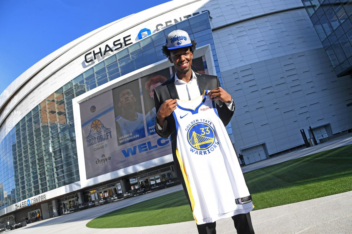 Golden State Warriors Draftee Press Conference
