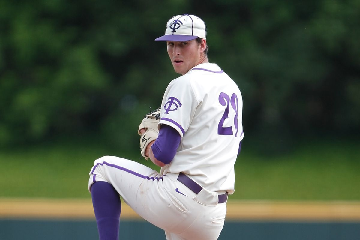 Crichton looks to prove he is TCU's Sunday stopper.