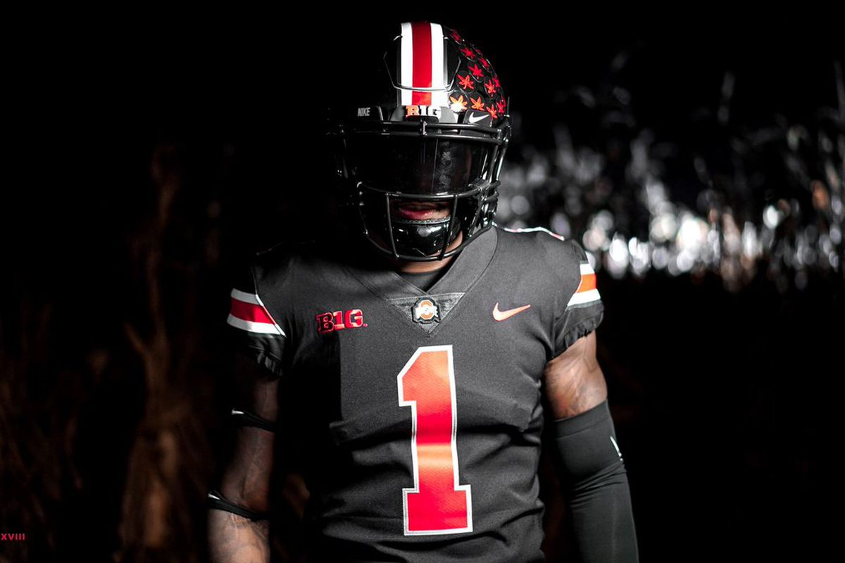 eee98e674 Ohio State will wear black uniforms for noon game against Nebraska ...