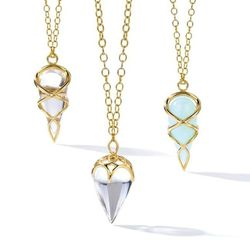<b>Mauri Pipopp</b> necklaces from the Pop Up Jewelry Gallery