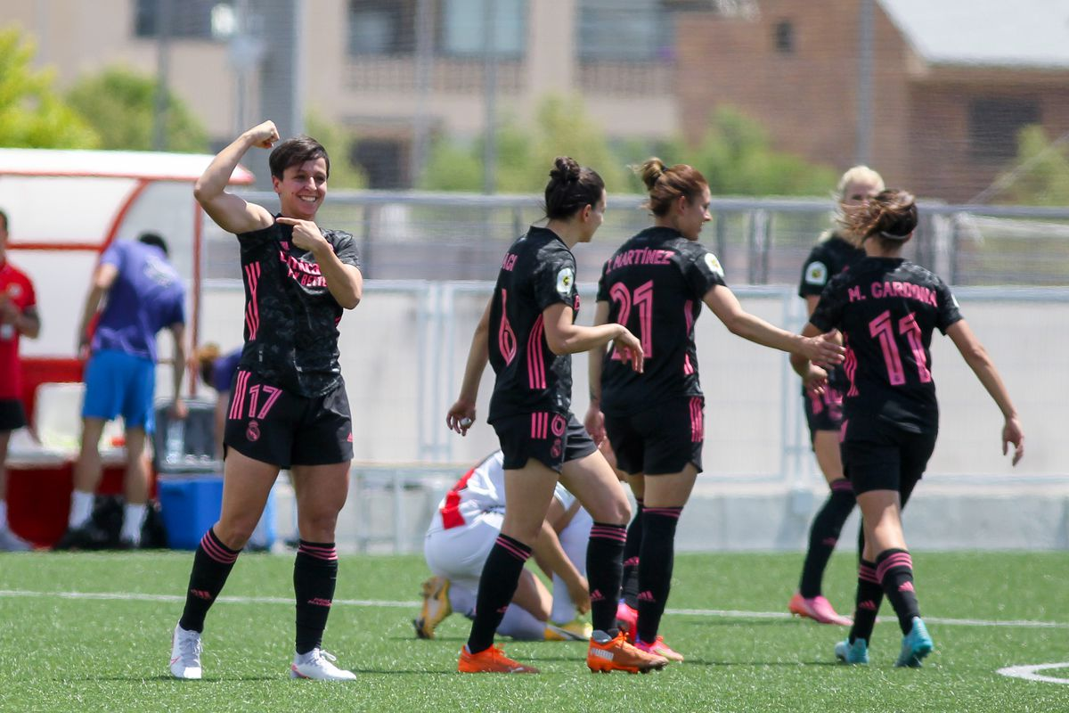 Rayo Vallecano V Real Madrid - Primera Division Femenina