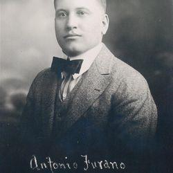 Antonio (Tony) Furano a saucier/chef at the Hotel Utah. (Provided by Joanne Milner)