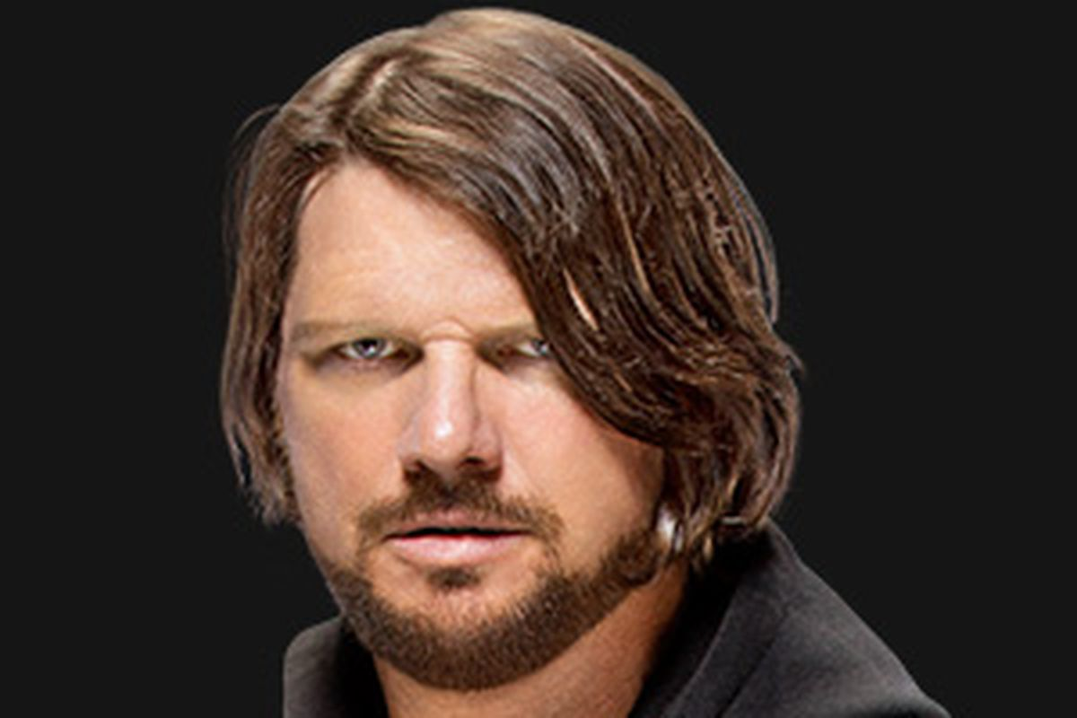 AJ Styles Reveals The Reason For His Ridiculous Hair Style