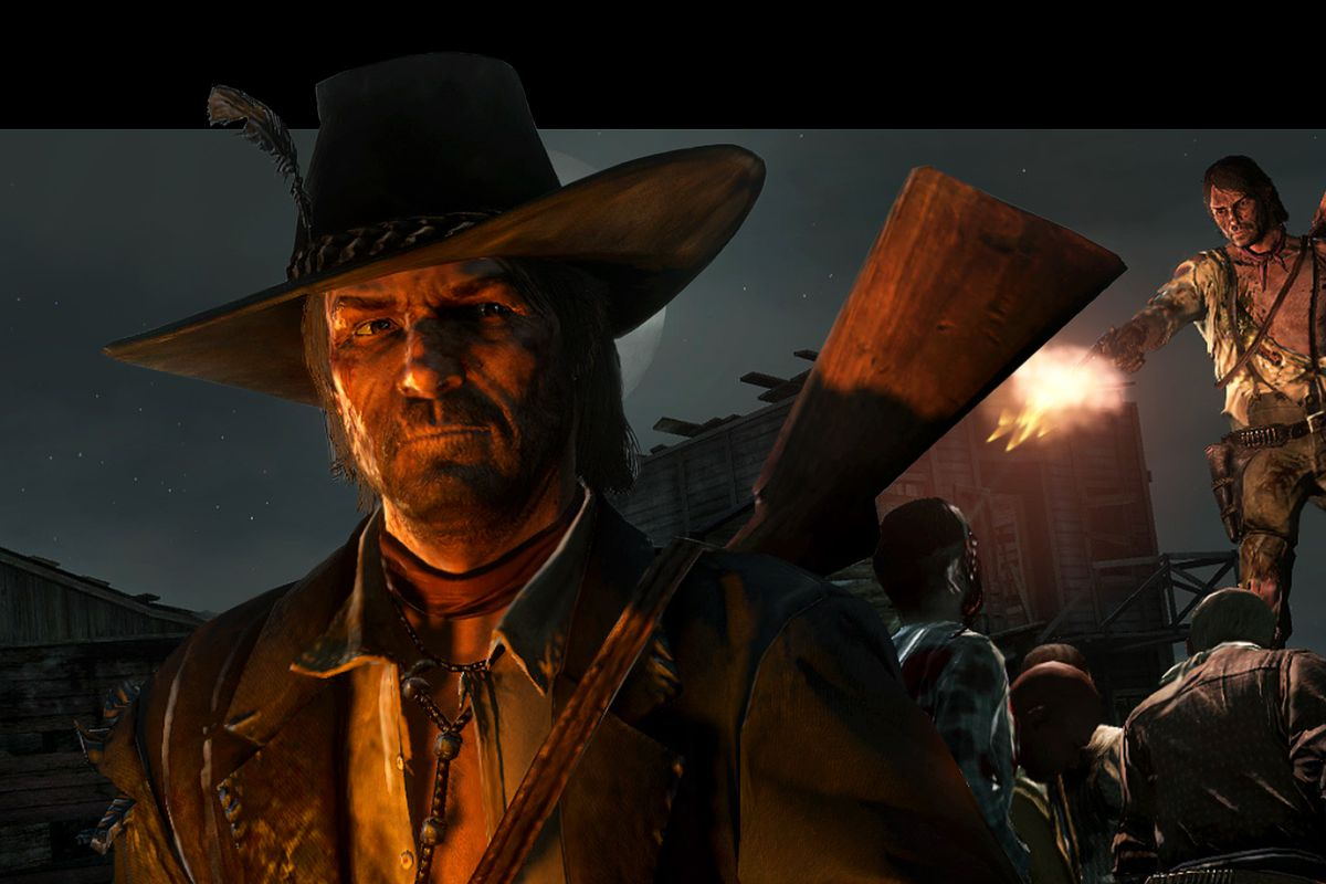 Red Dead Redemption S Undead Nightmare Was More Than A