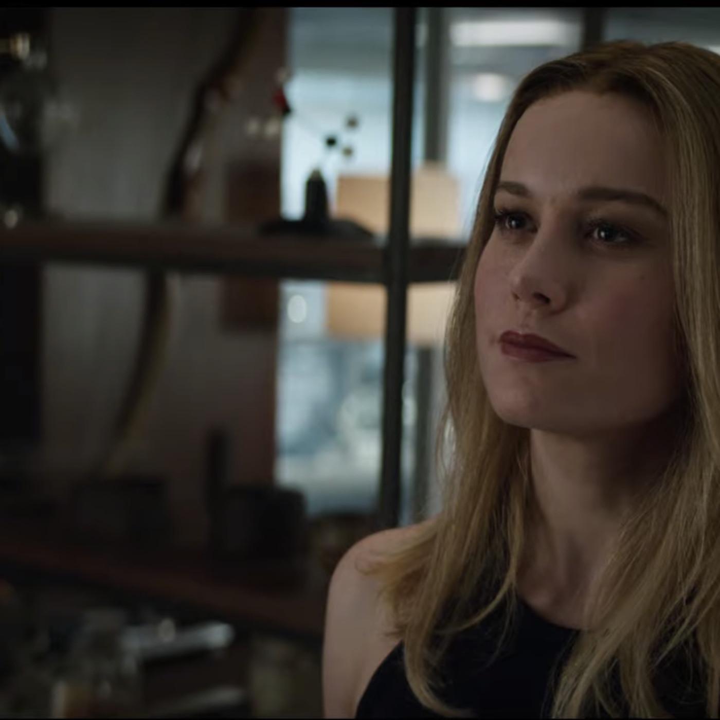 Avengers: Endgame trailer: Thor and the Avengers meet Captain Marvel