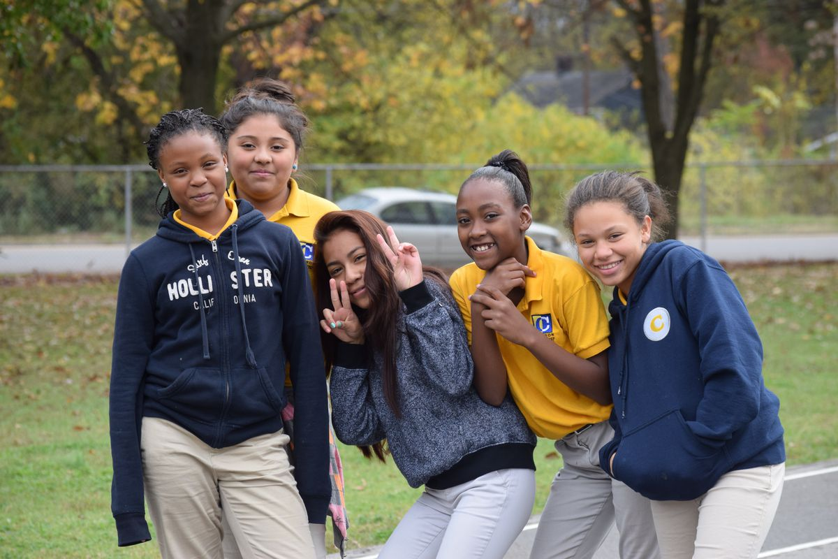 Students at Cameron College Prep, a Nashville middle school for grades 5-8