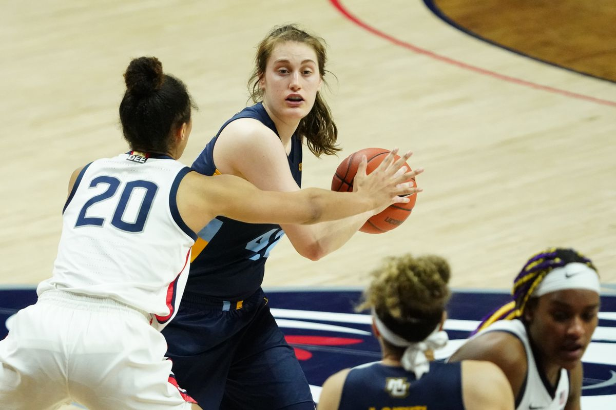 NCAA Womens Basketball: Marquette at Connecticut