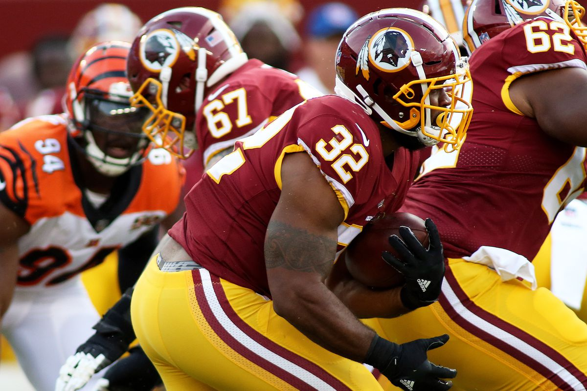 NFL: AUG 27 Preseason - Bengals at Redskins