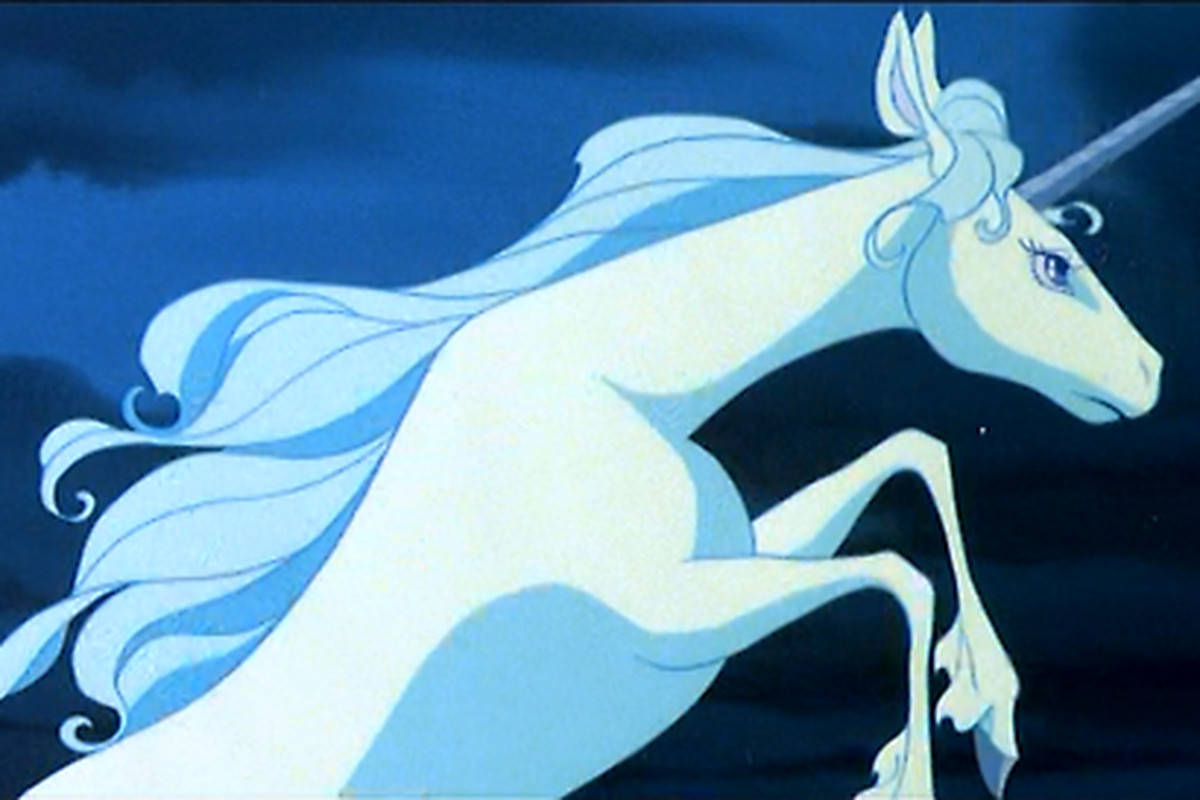the last unicorn u0027 live action film rights are up for grabs next