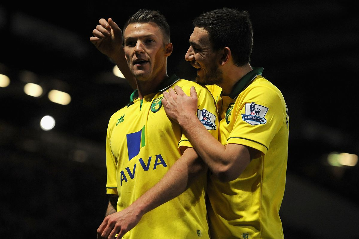 Norwich players dominate my selections this week