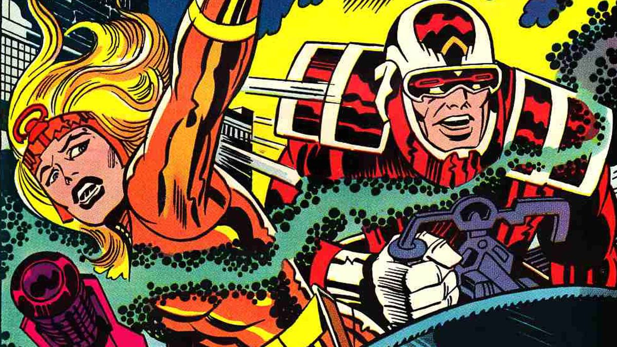 Marvel's The Eternals characters, origins, powers & story