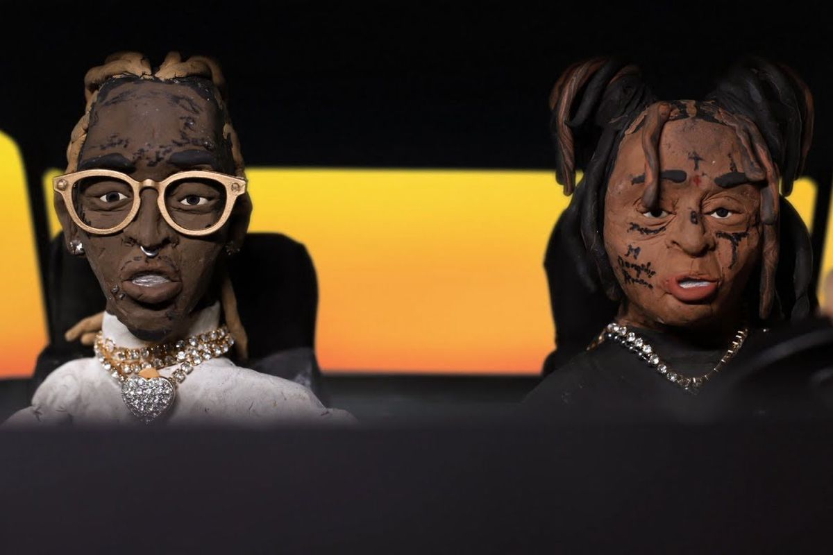 Trippie Redd and Young Thug