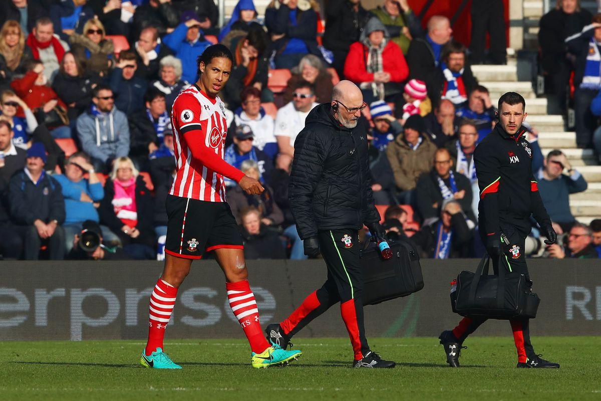 Southampton v Leicester City - Premier League