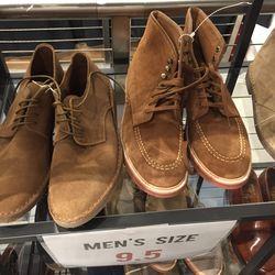 Shoes, $100