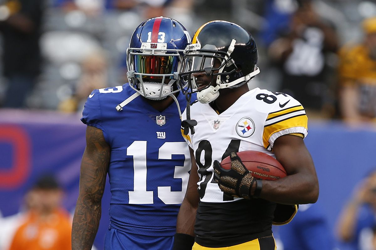 Cleveland Browns Acquire Wr Odell Beckham Jr From Giants