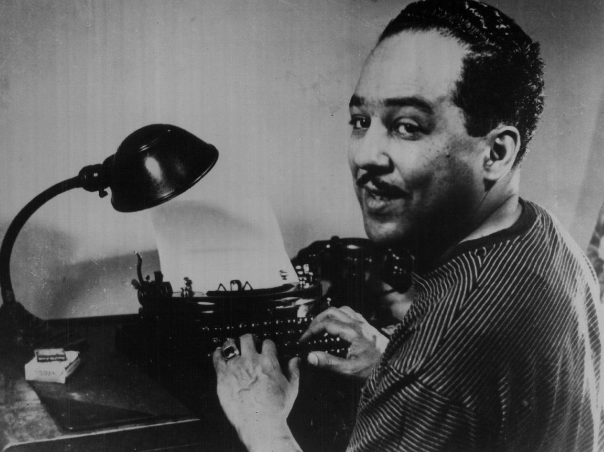 """Langston Hughes, poet and author of """"The Ways of White Folks, wasn't investigated by the FBI, but there were leads concerning him in five cities, records show."""