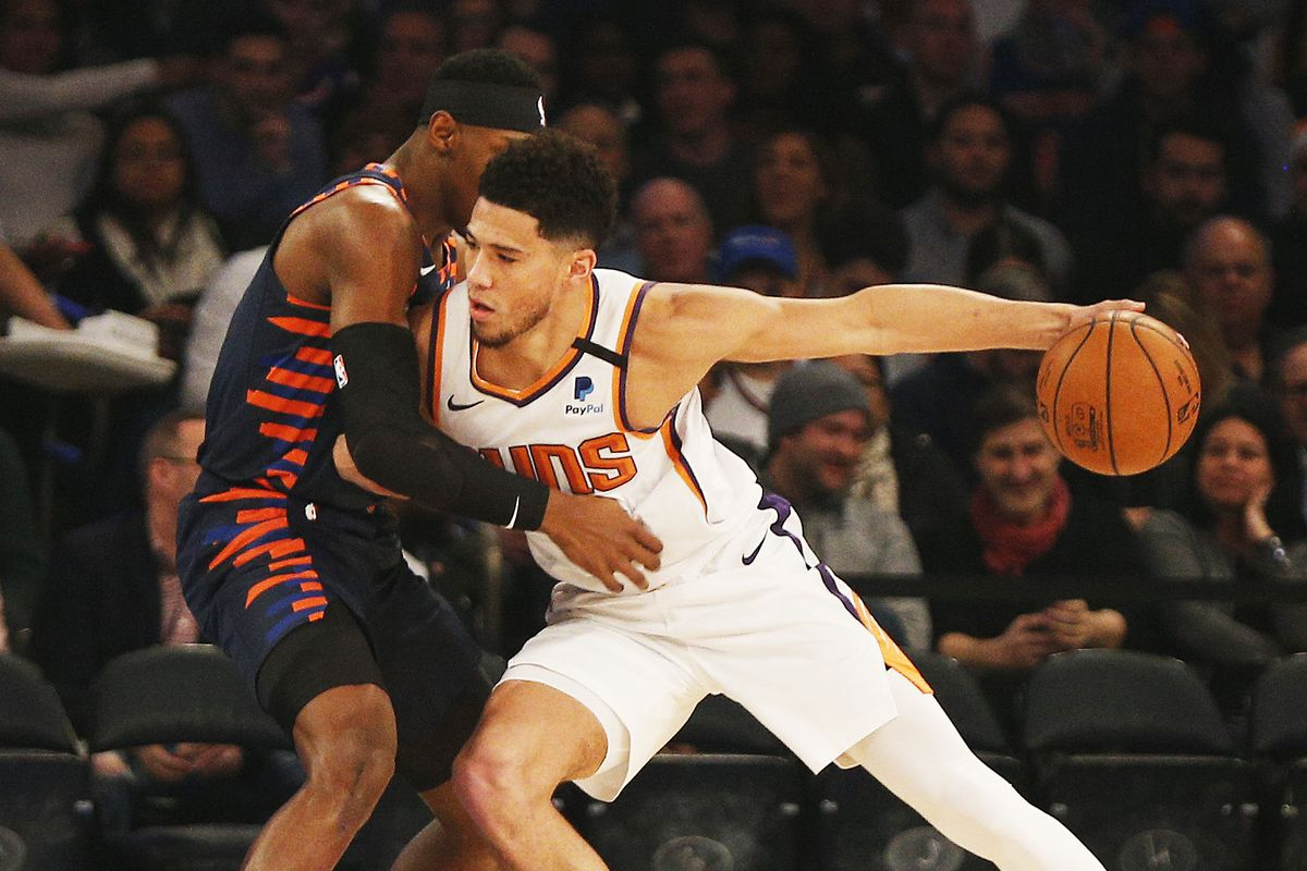 "Suns 121, Knicks 98: ""I want to like this team. But I'm having a hard time..."""