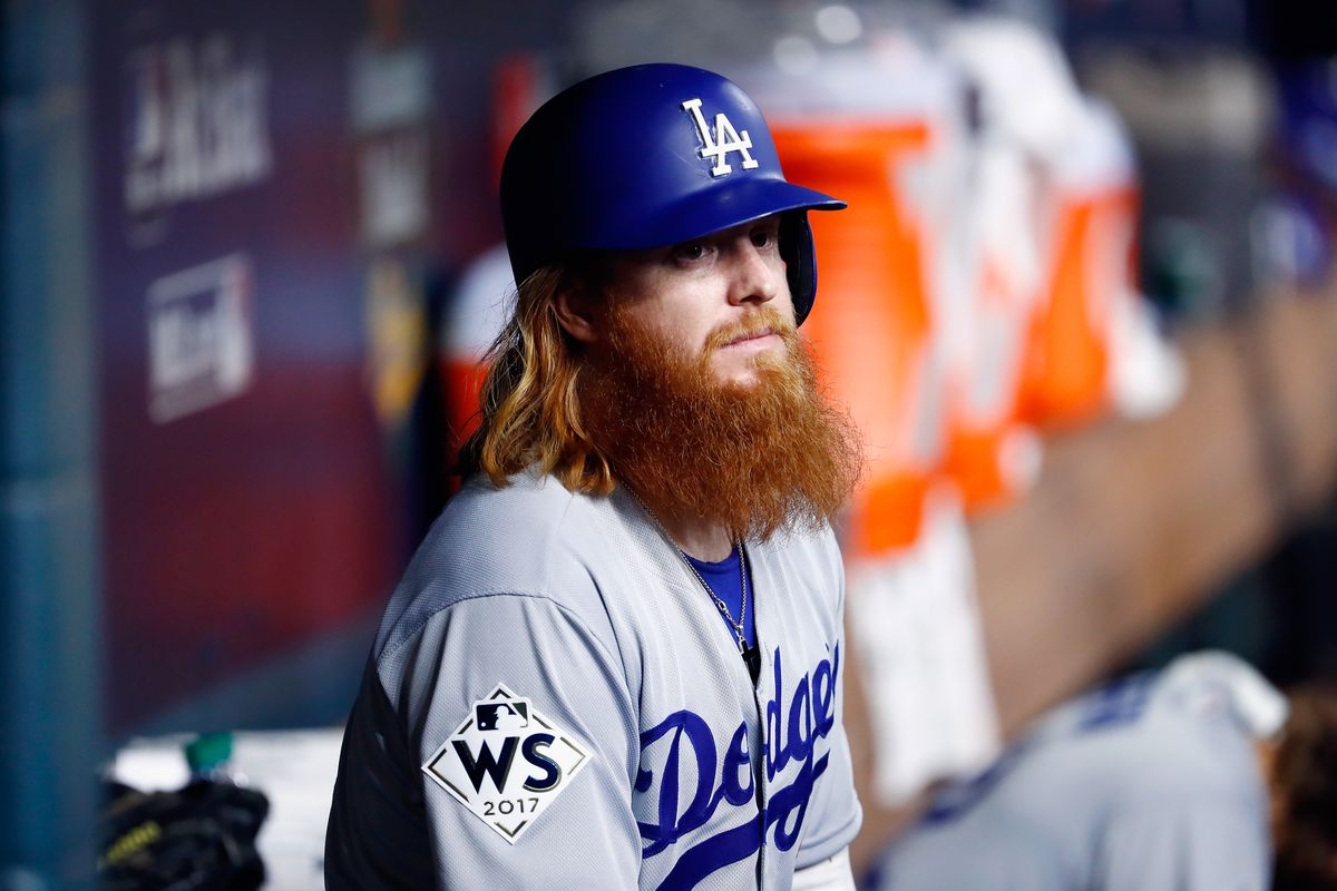 pretty nice 8df03 e4a61 World Series 2017: Justin Turner perspective on 'clash of ...