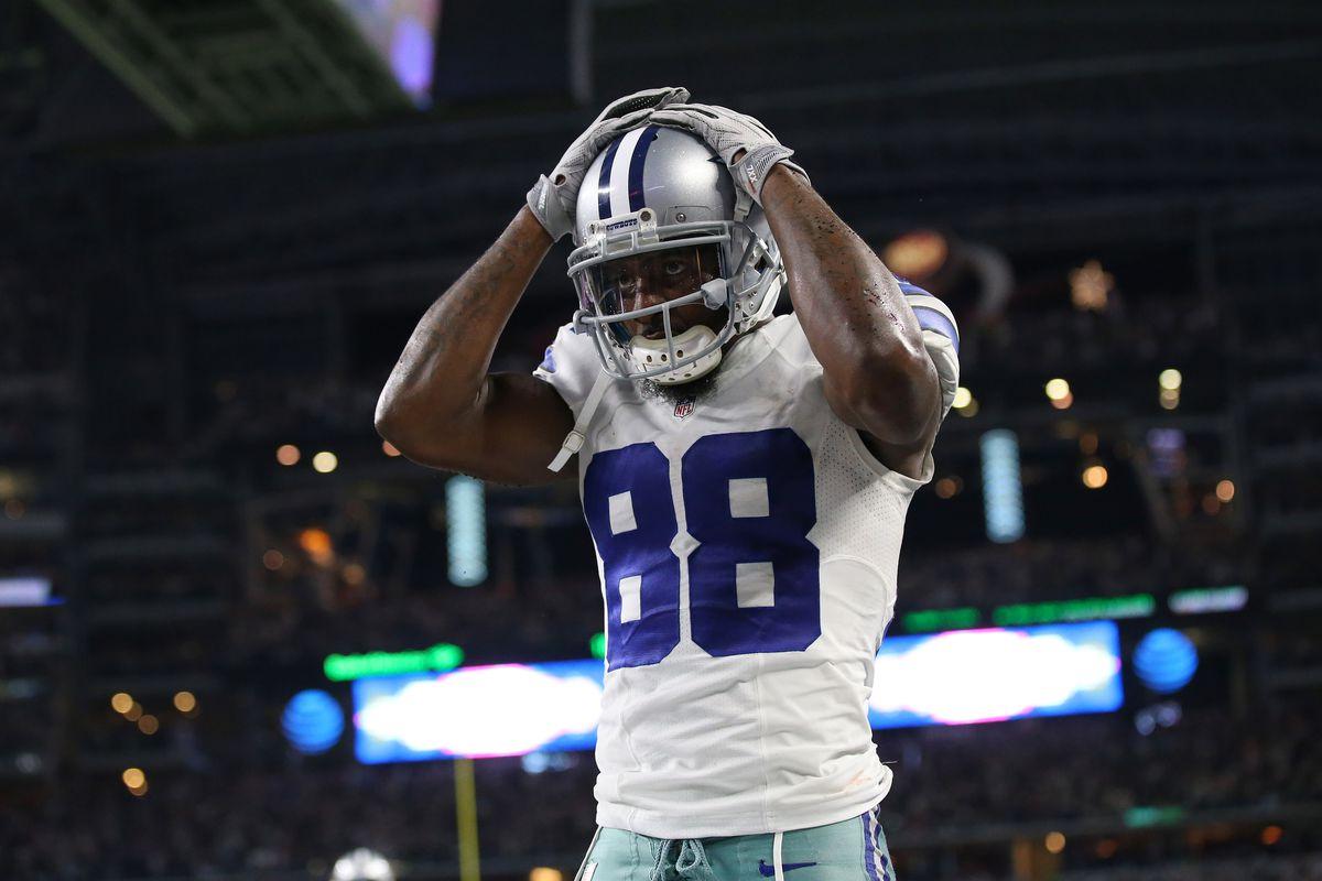 Dez Bryant Released Dallas Cowboys Drop Veteran Wide