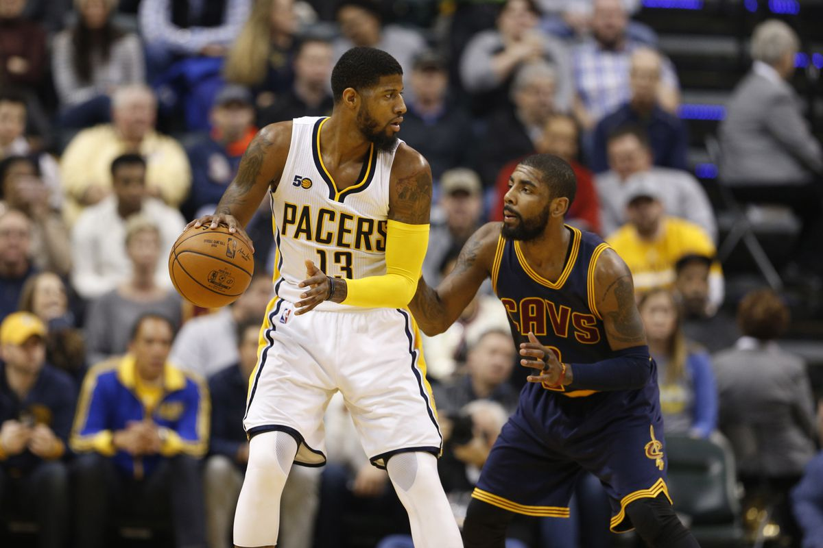kyrie irving and paul george could have swapped teams, per report