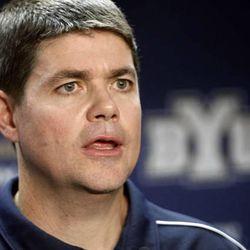 Dave Rice, Associate Head Basketball Coach at BYU may land the UNLV head coaching job.