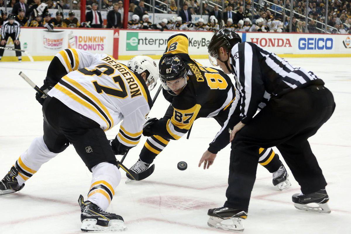 Looking at Sidney Crosby's omission from the Selke Trophy finalists